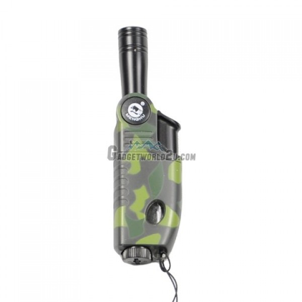 MengHu Jet Lighter - Camo Green
