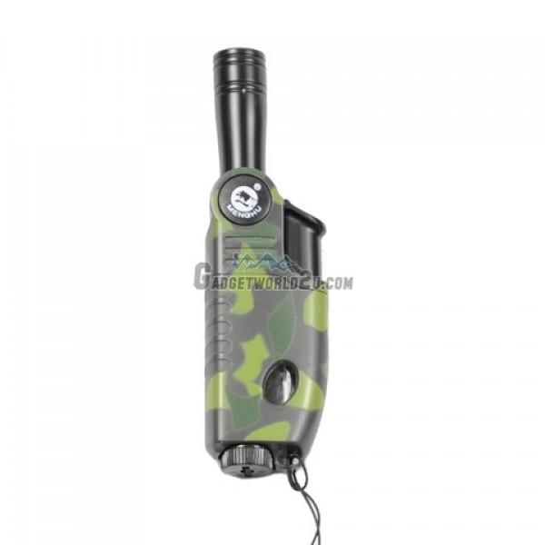 MengHu Jet Lighter - Camo Green