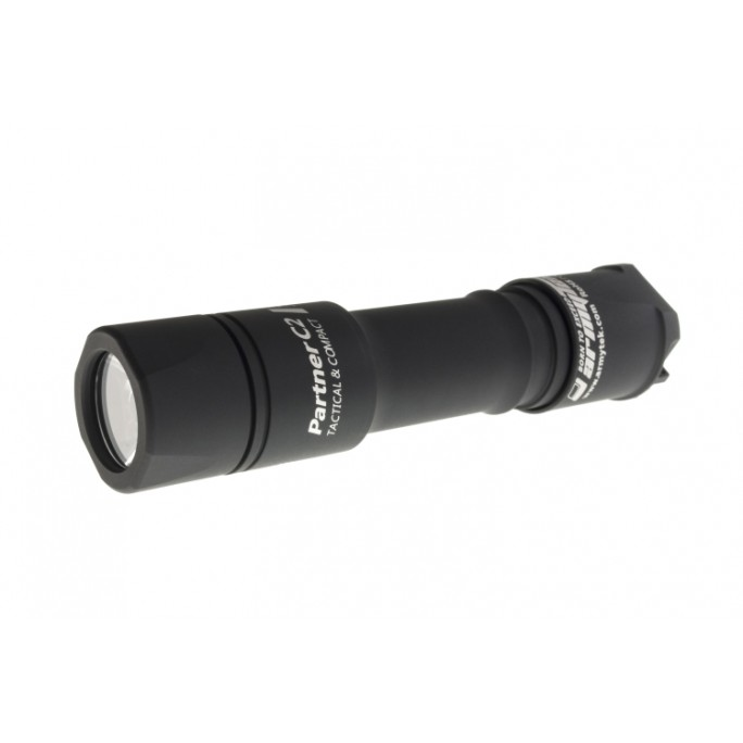 Armytek Partner C2 V2 Cool White CREE XP-L LED Flashlight