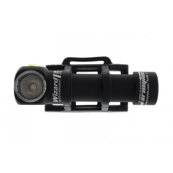 Armytek Wizard V2 CREE XM-L2 Warm White LED Headlamp / Flashlight