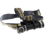 Armytek Wizard V2 CREE XM-L2 Cool White LED Headlamp / Flashlight