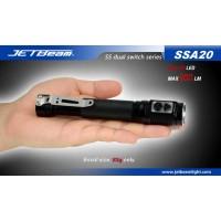 Jetbeam SSA20 CREE G2 LED Flashlight