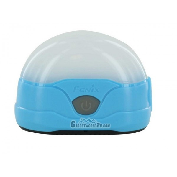 Fenix CL20R Neutral White Rechargeable Lantern - Blue