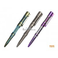 Fenix T5Ti Titanium Tactical Pen - Grey