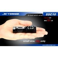 Jetbeam SSC10 CREE G2 LED Flashlight