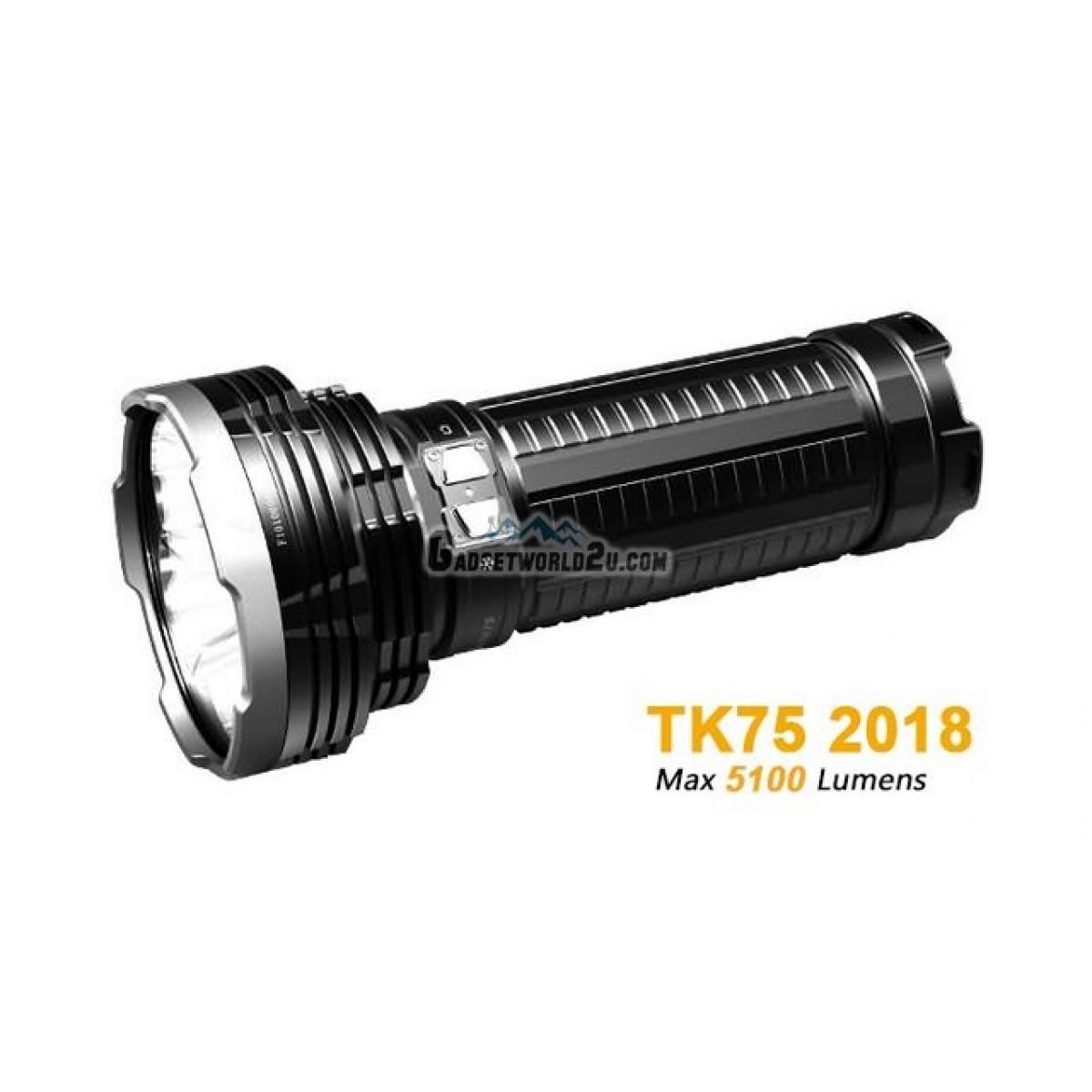 Fenix TK75 2018 CREE XHP35 LED Flashlight