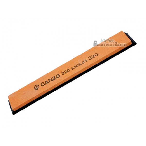 Ganzo Knife Sharpening Stone 320 Grit