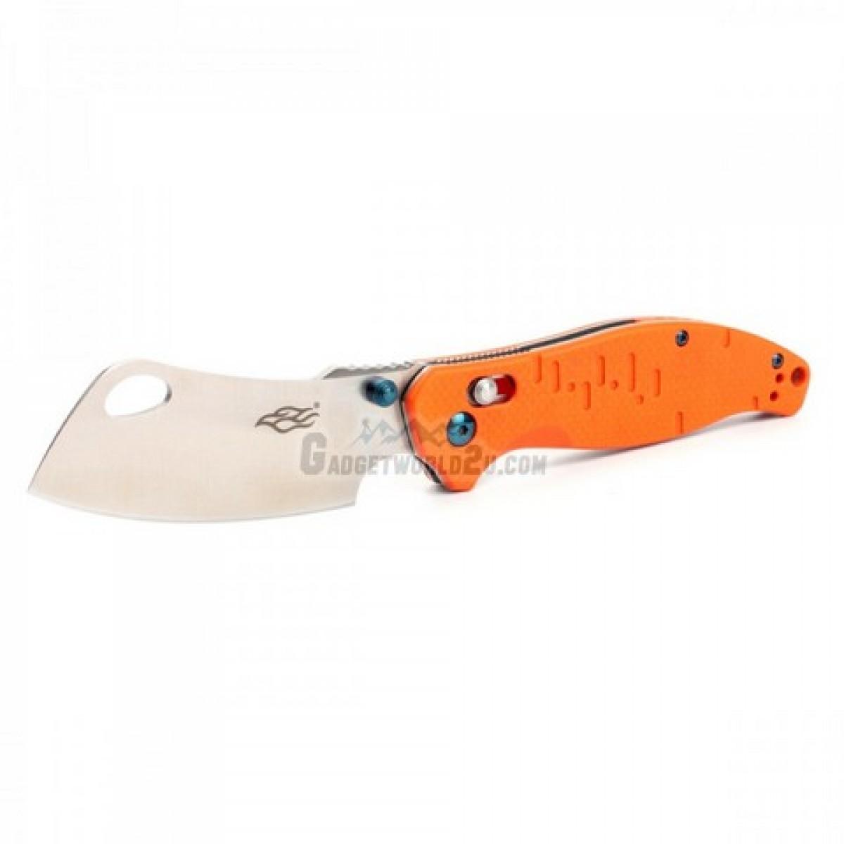 Ganzo Firebird F7551-OR Axis Lock Folding Knife