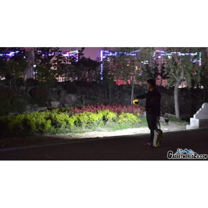 24 LEDs 30W 2400 Lumens Rechargeable LED Flood Light Square (W804)