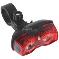1 Watt Super Bright Bicycle Back Bike Tail Light (BSK-88)