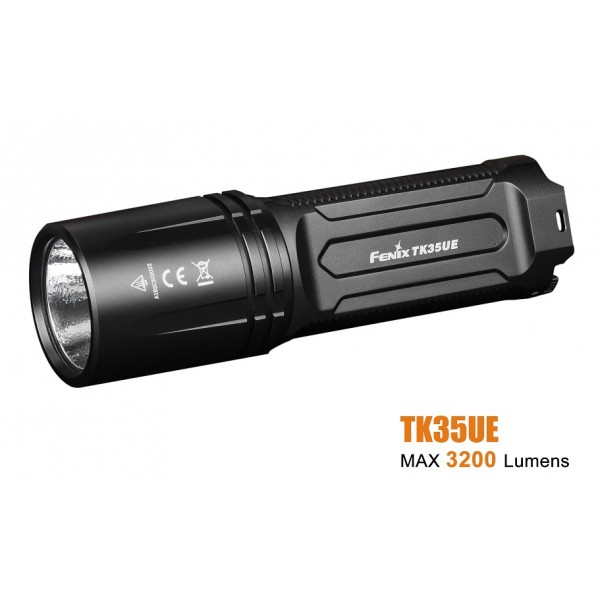 Fenix TK35UE 2018 3200L CREE XHP70 LED Flashlight