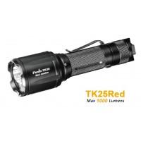 Fenix TK25 Red 1000L CREE XP-G2 S3 LED Flashlight