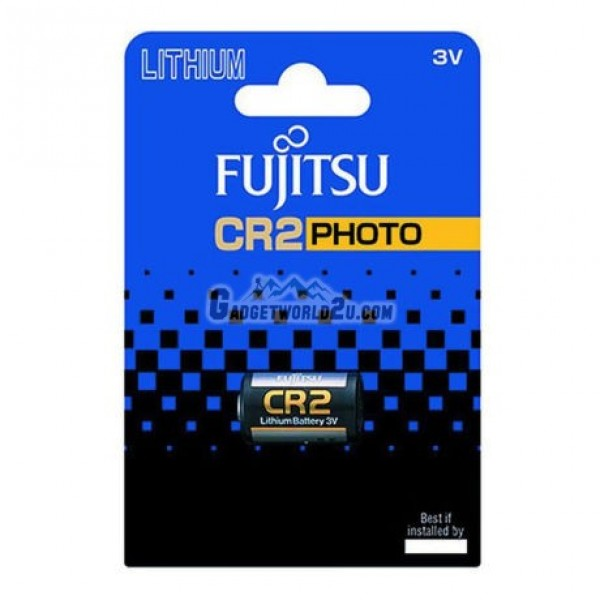 Fujitsu CR2 3V Lithium Primary Battery