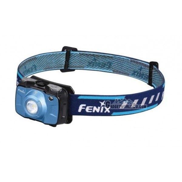 Fenix HL30 2018 CREE XP-G3 300L Headlamp - Blue