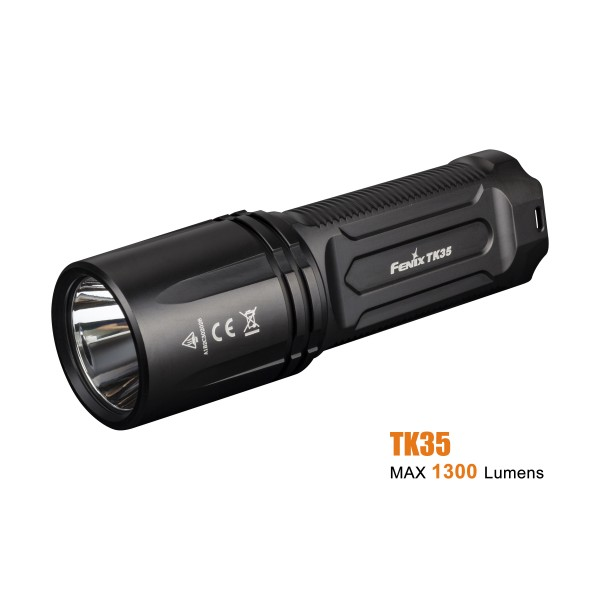 Fenix TK35 2018 CREE XHP35 HI 1300L LED Flashlight