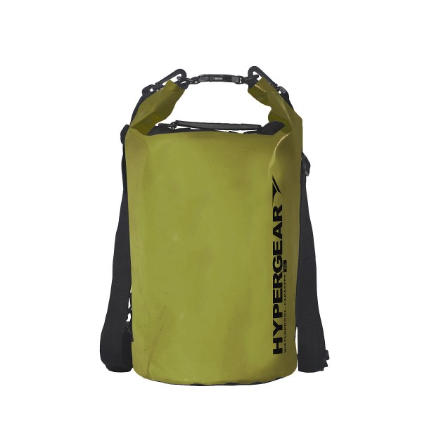 Hypergear Adventure Dry Bag Water Resistant 20 Liter - Army Green