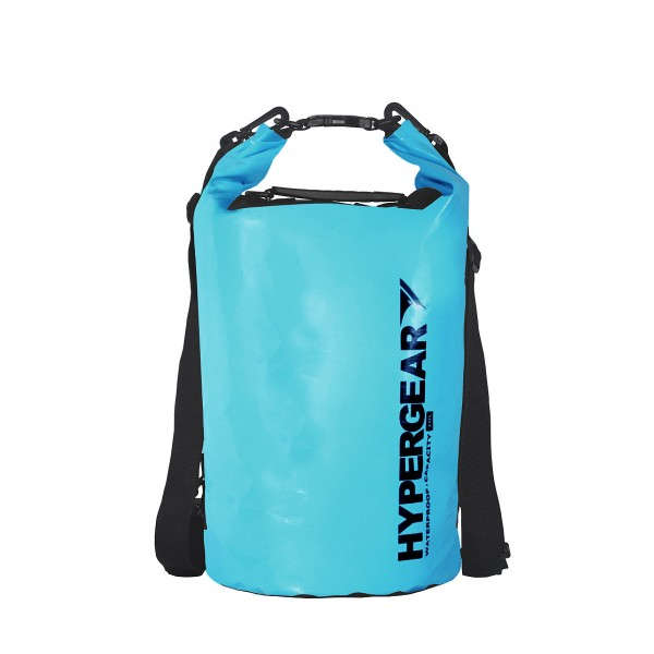 Hypergear Adventure Dry Bag Water Resistant 20 Liter - Light Blue