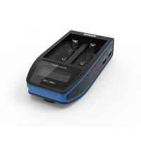 Xtar Over 4 Slim Fast Li-ion IMR Battery Charger Black