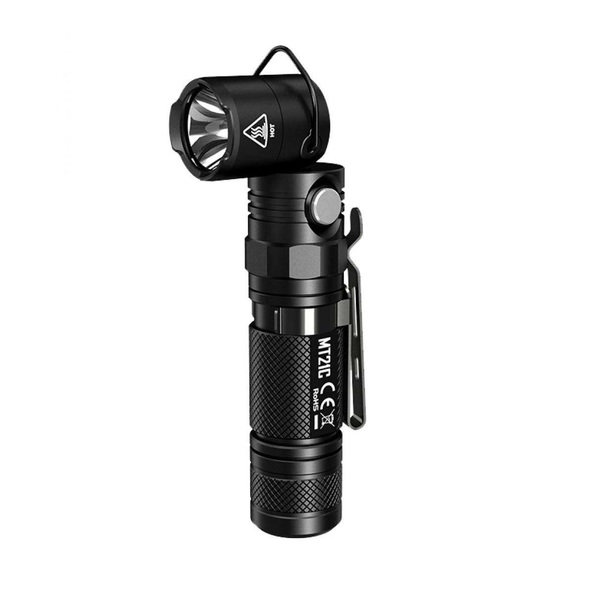 Nitecore MT21C CREE XP-L HD V6 LED 1000L Flashlight