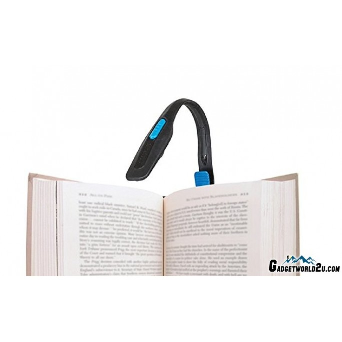 Energizer LED Booklite Flashlight Clips-on Tablets & Books BKFN2B4