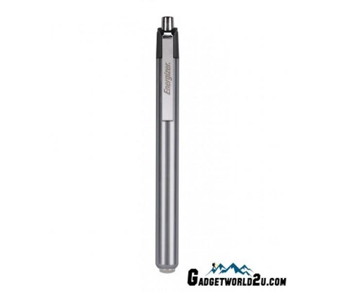 energizer metal pen light led 35l flashlight plm22