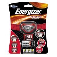 Energizer Vision Headlight 150L LED Headlamp HDB32