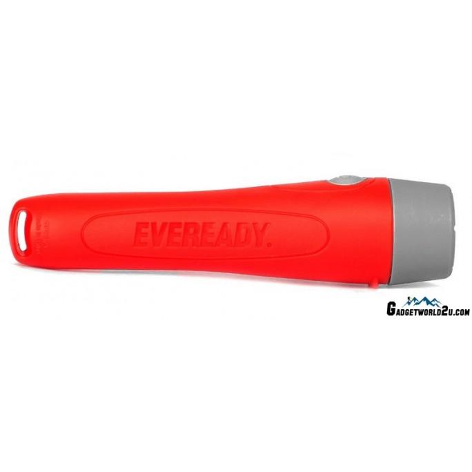 Eveready Brilliant Beam 2AA LED 65L Flashlight VAL2AA
