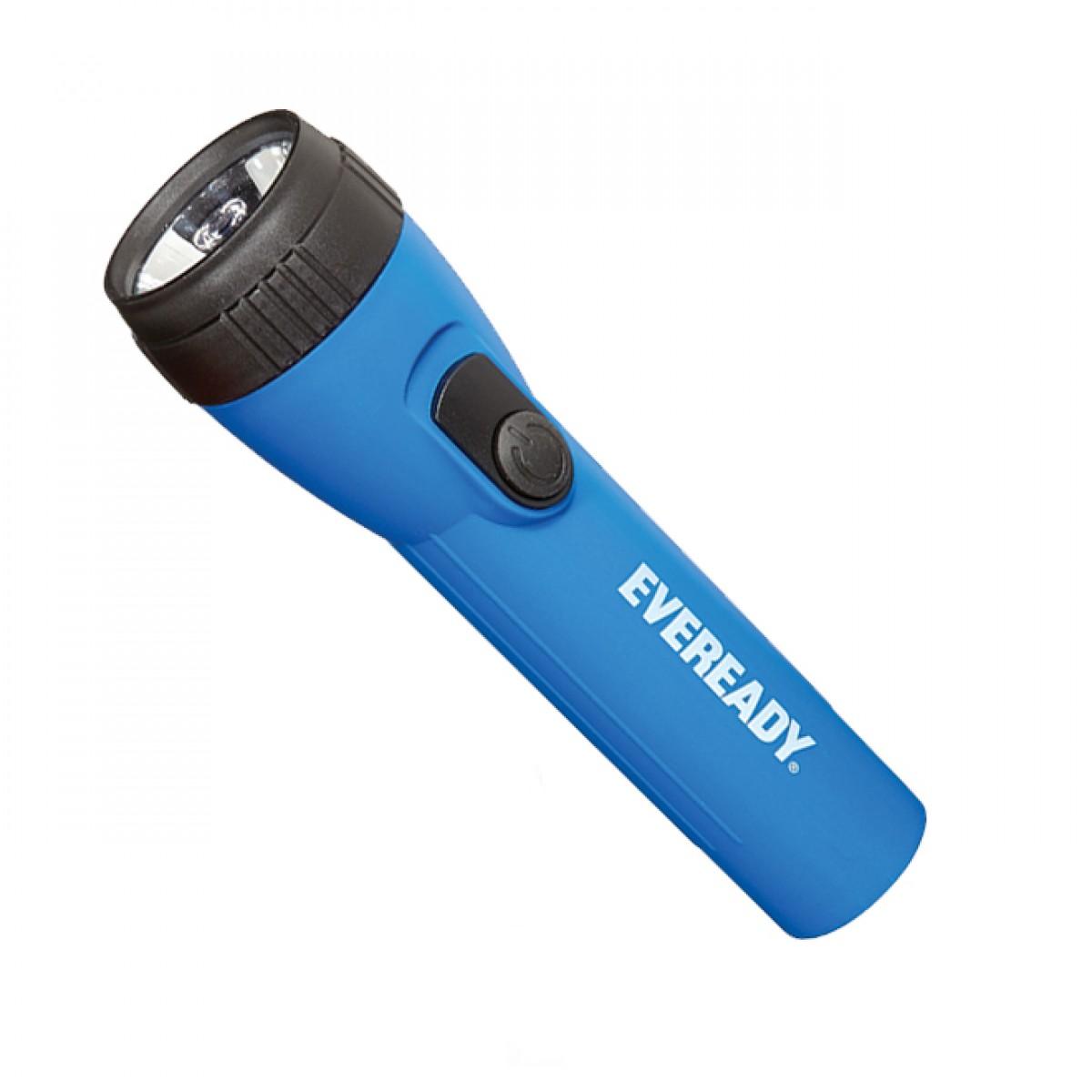 Eveready 2AA LED Flashlight LC1L2A-BLUE