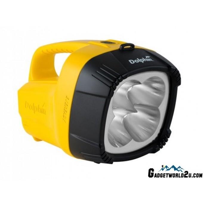Eveready Dolphin 6V Waterproof Floating LED Flashlight DOLLN6VWB