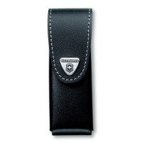 Victorinox Leather Pouch Black 4-6 Layers 4.0524.3
