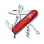 Victorinox Compact Red Multitool Pocket Knife 1.3405