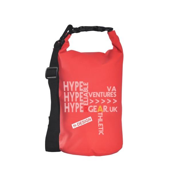 Hypergear Freestyle Dry Bag 5 Liter H Red