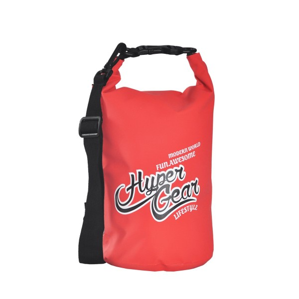 Hypergear Freestyle Dry Bag 5 Liter Awesome Red
