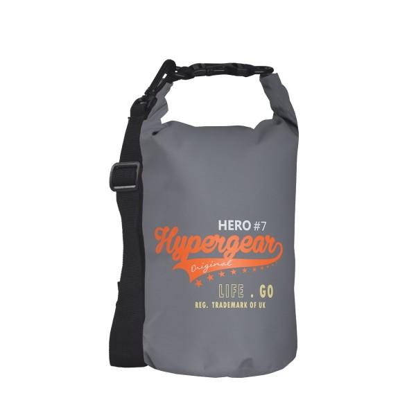 Hypergear Freestyle Dry Bag 5 Liter Hero Grey
