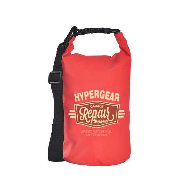Hypergear Freestyle Dry Bag 5 Liter Garage Repair Red