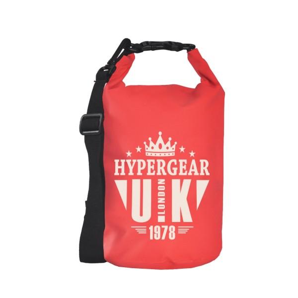 Hypergear Freestyle Dry Bag 10 Liter UK 1978 Red