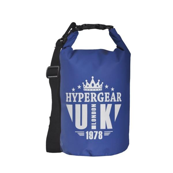 Hypergear Freestyle Dry Bag 10 Liter UK 1978 Blue