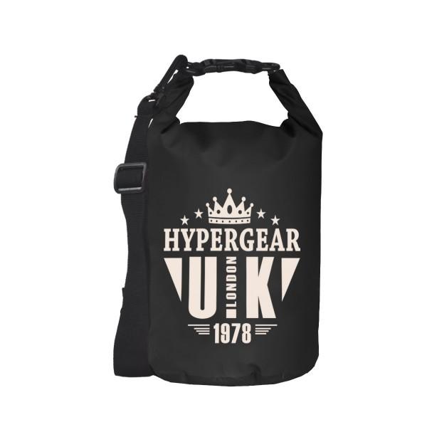 Hypergear Freestyle Dry Bag 10 Liter UK 1978 Black