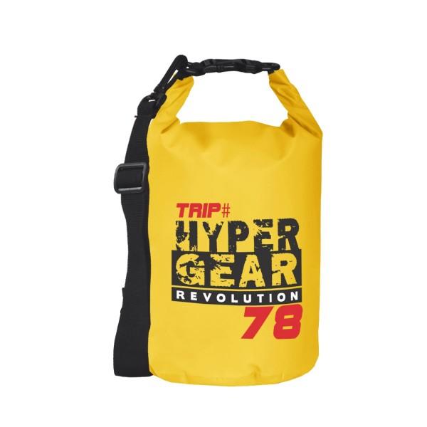 Hypergear Freestyle Dry Bag 10 Liter Trip 78 Yellow