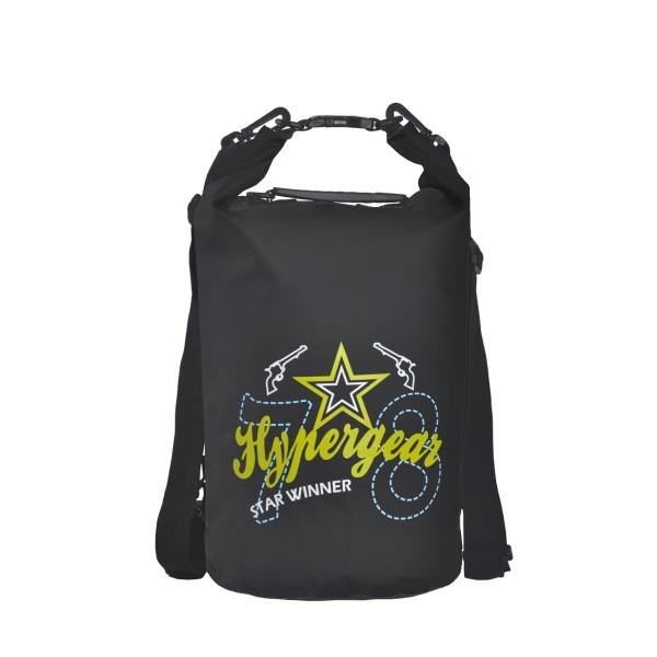 Hypergear Freestyle Dry Bag 20 Liter Star Winner Black