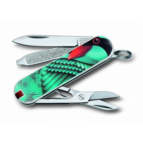 Victorinox Classic SD Spread Your Wings Multitool Pocket Knife 0.6223.L1208