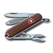 Victorinox Classic SD Chocolate Multitool Pocket Knife 0.6223.842