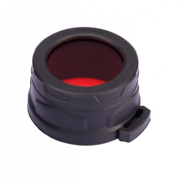 Nitecore 40mm Red Filter NFR40