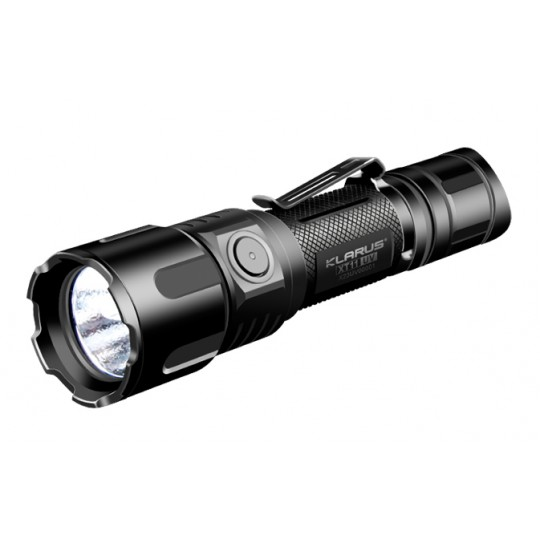 Klarus XT11UV CREE XP-L HI LED 900L Rechargeable Flashlight