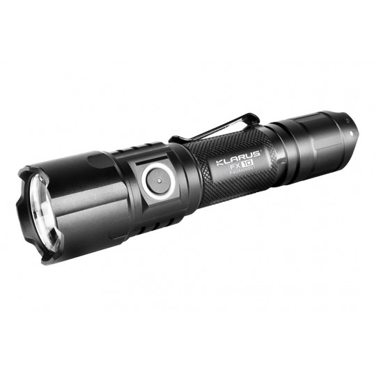 Klarus FX10 Focusable CREE XP-L HI LED 1000L Rechargeable Flashlight