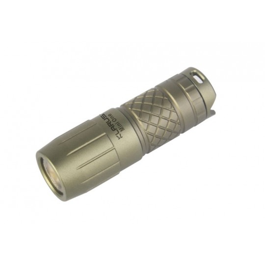 Klarus Mini One CREE XP-G3 LED 130L Rechargeable Flashlight Olive