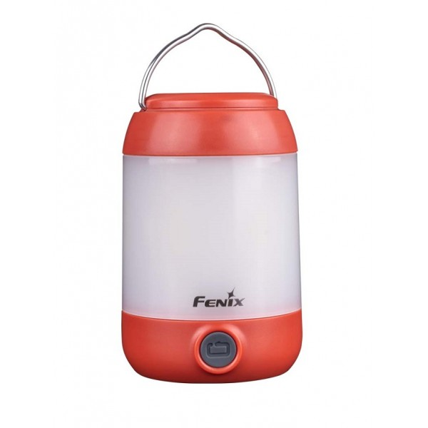 Fenix CL23 Multi-Directional Lantern Vibrant Red