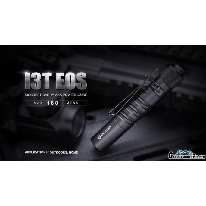 LIMITED EDITION Olight I3T EOS CU Copper Luxeon TX CW LED 180L Flashlight