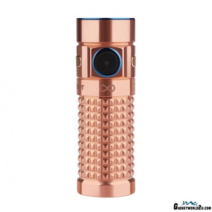 LIMITED EDITION Olight S1R II CU ETERNAL Baton Rechargeable 1000L Flashlight