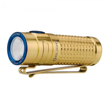 LIMITED EDITION Olight S1R II TI AUTUMN Baton Rechargeable 1000L Flashlight